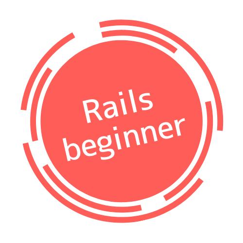 rails beginner